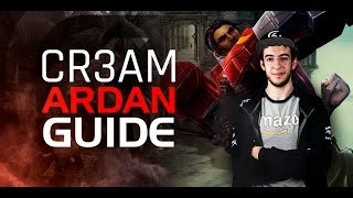 Enter the Halcyon fold: Cr3am's Ardan Guide