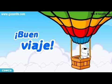 Gusanito - Cowco en globo - YouTube