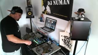 DJ NuMAN Cutting Uno Uno Seis Remix by Ray Rock