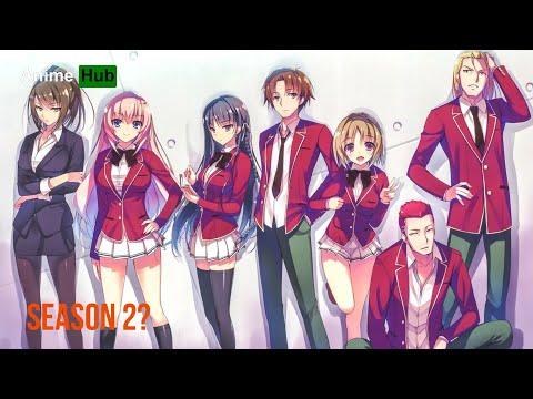 Classroom of the Elite Season 2 - Will we ever get a season 2?