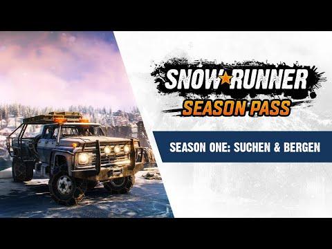 SnowRunner – Season One: Overview Trailer