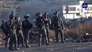 إصابات بمواجهات عنيفة مع الاحتلال في جمعة الغضب السادسة - (12-1-2018)