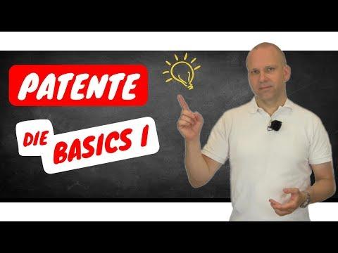 Patente: Das Wichtigste Einfach Erklärt! - Patent Erklärung