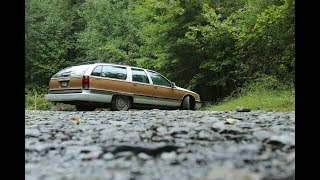 Buick Roadmaster/Old school of american wagon/TheT.  Drive #2/Бьюик Роадмастер...