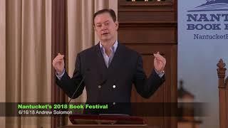 2018 Book Festival:  Andrew Solomon