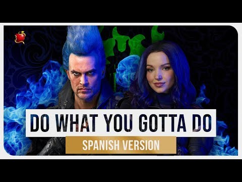 Dove Cameron, Cheyenne Jackson - Do What You Gotta Do (feat. Lipssy) [Spanish Version]