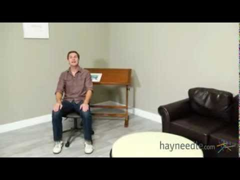 Studio Designs Ponderosa Multi Purpose Chair   Product Review Video