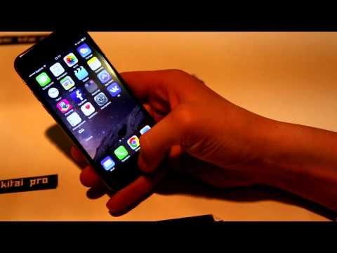 Лучшая копия iPhone 6 с Touch ID.