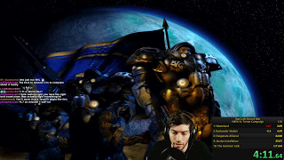 Starcraft - Any% Terran Speedrun PB - 1:08:11