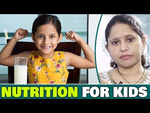 Nutrition in Children | Protein and Fat Requirements for Child