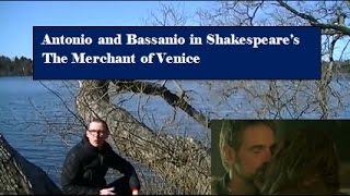 the relationship between bassanio and portia in the merchant of venice It is titled an evaluation of both shylock and portia as outsiders of venice,   there is also a sort of friendship loyalty between bassanio and antonio these  two men have an obviously close relationship and even near the end of it all  bassanio.
