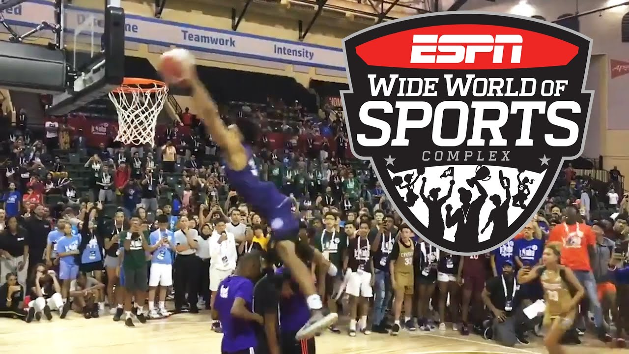 Jr Nba Global Championship 2019 At Espn Wide World Of Sports Complex Youtube