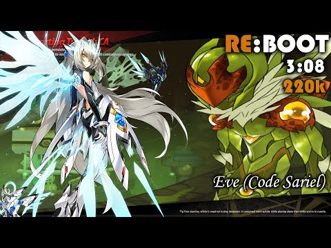 [Elsword] Code Sariel Reboot On Transporting Tunnel: CA 4-X