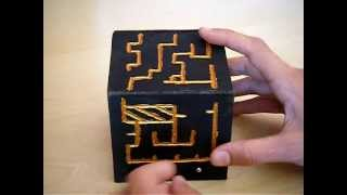 Home Made Puzzle Box