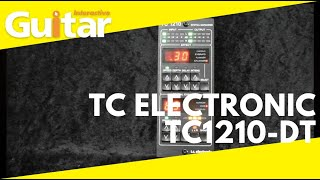 TC Electronic TC1210-DT | Review