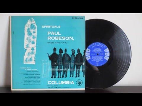 Paul Robeson – Spirituals (1949/196?) - Gospel - Vinyl