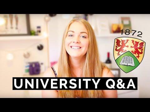 UNIVERSITY Q&A | Aberystwyth University
