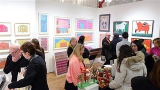 Go Inside the Outsider Art Fair
