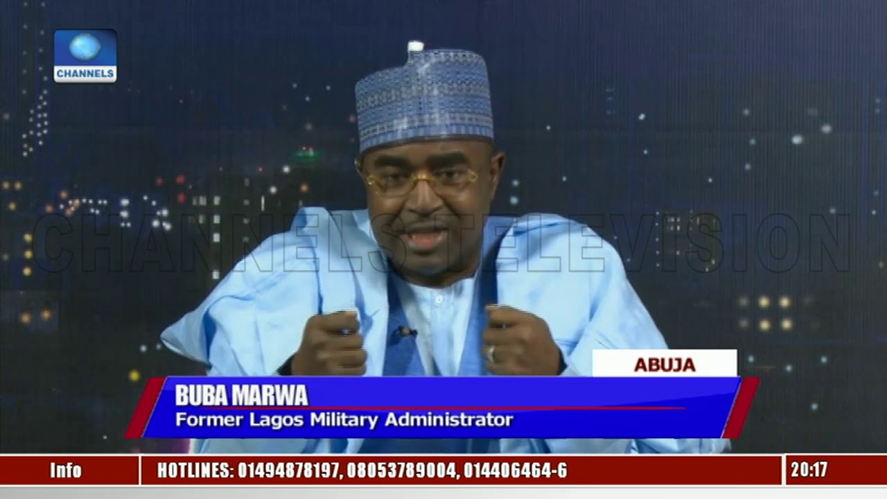 Image result for Buhari Is Incorruptible And Upright, No Whiff Of Scandal Around His Name — Buba Marwa