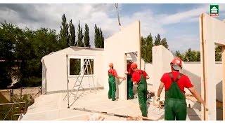 ТАМАК. Строительство каркасно-панельного дома по системе VARIOMAK(Производство и строительство быстровозводимых домов из длинноразмерных панелей по немецкой технологии., 2015-05-22T12:47:44.000Z)