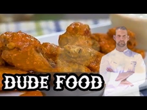 Spicy Buffalo Chicken Wing Recipe