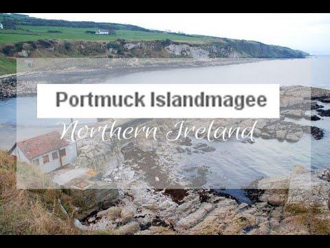 Portmuck Islandmagee Co Antrim Northern Ireland