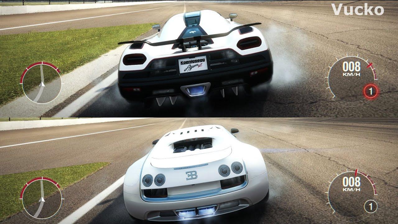 grid 2 bugatti veyron ss vs koenigsegg agera r youtube. Black Bedroom Furniture Sets. Home Design Ideas