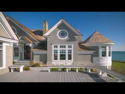 New England Style Cape Cod House Plans