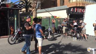 Benidorm Series 8 filming on location