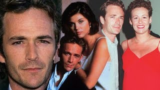 Actor Luke Perry Family Photos with Wife Rachel Sharp, Son Jack Perry, Daughter Sophie Perry