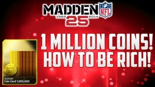 How To Make 1 Million Coins In Madden Ultimate Team |
