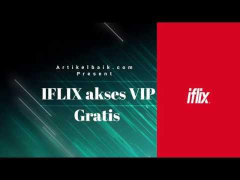 Cara VIP di Iflix gratis