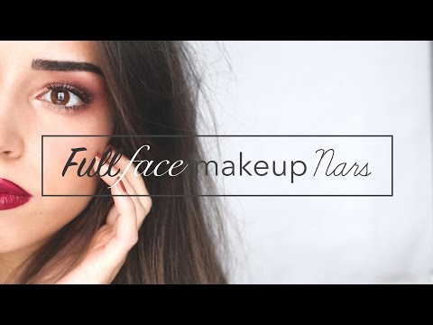 ▷ FULL FACE MAKEUP WITH NARS COSMETICS ♡