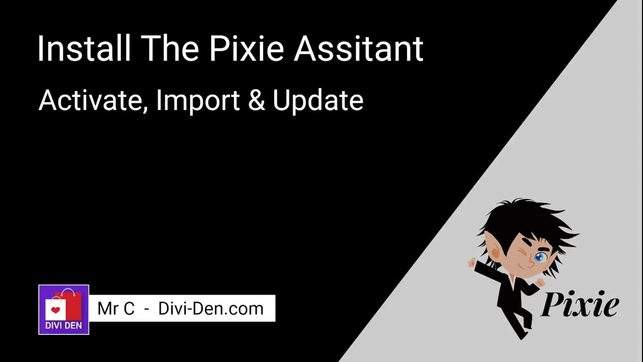How to install Pixie Assistant plugin - Knowledge Base and FAQ