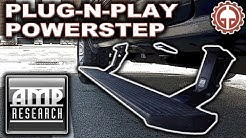 AMP Research POWERSTEP Unbox, Install, and Review