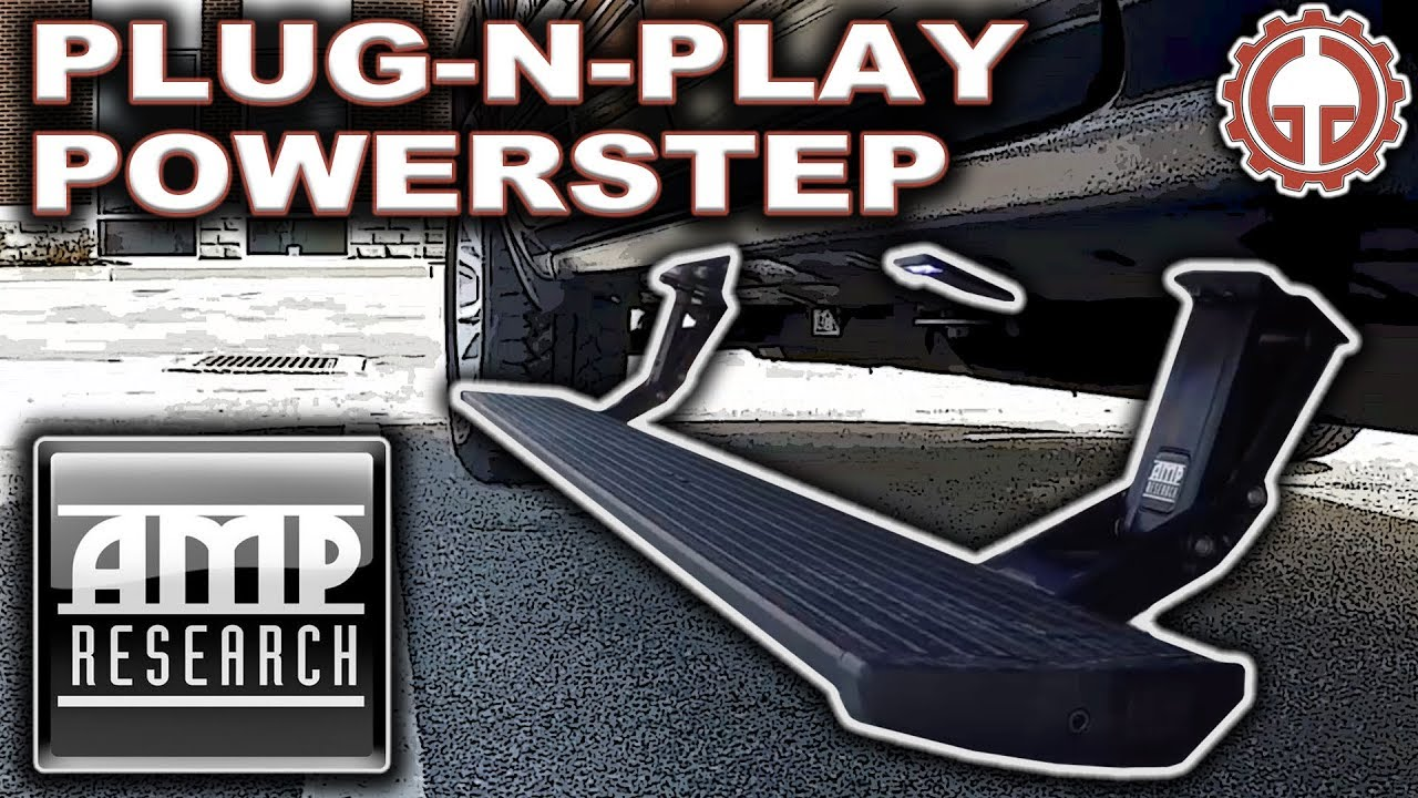 Amp Research Powerstep Unbox Install And Review Youtube