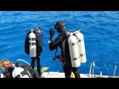 Red Sea Scuba Diving / Rudé Moře - Potápění