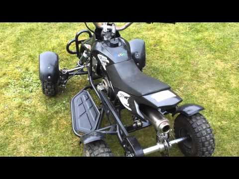 Mini moto quad 50cc