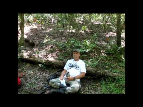 Camping In The Swamp With Sciatic Nerve Damage Part 1