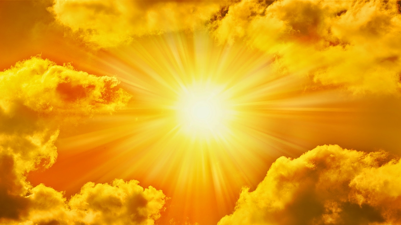 обеспечиваем картинки яркое солнце в небеса как было