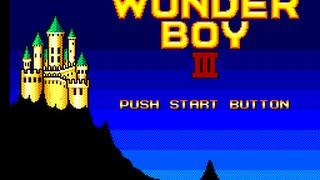 Master System Longplay [001] Wonder Boy III: The Dragon