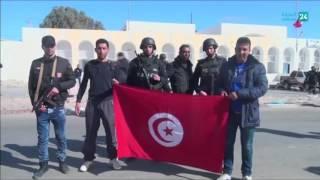 54 قتيلاً في مواجهات بين الجيش التونسي ومسلّحين في بن قردان