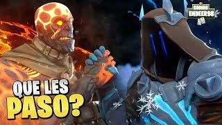 Secret Stories: What Happened to the King of Ice and Fire? - Fortnite Battle Royale