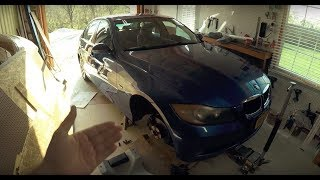 BMW Xi And Xdrive Deceleration Growling Noise Mystery Finally Solved E90 E92 E60 X5 X3