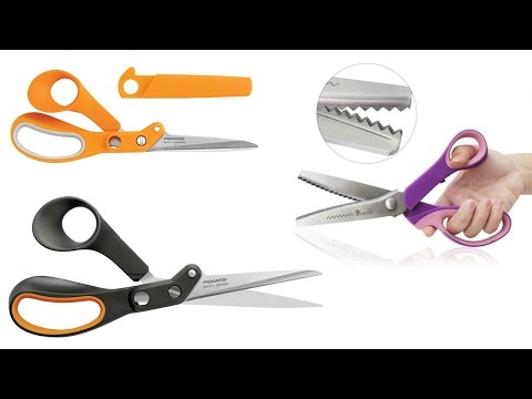 Top 5 Best Pinking Shears Reviews 2016, Best Sewing Tools Pinking Shear