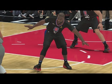 NBA 2K18 My Career - Lob Obsession! He's Leaning! PS4 Pro 4K Gameplay