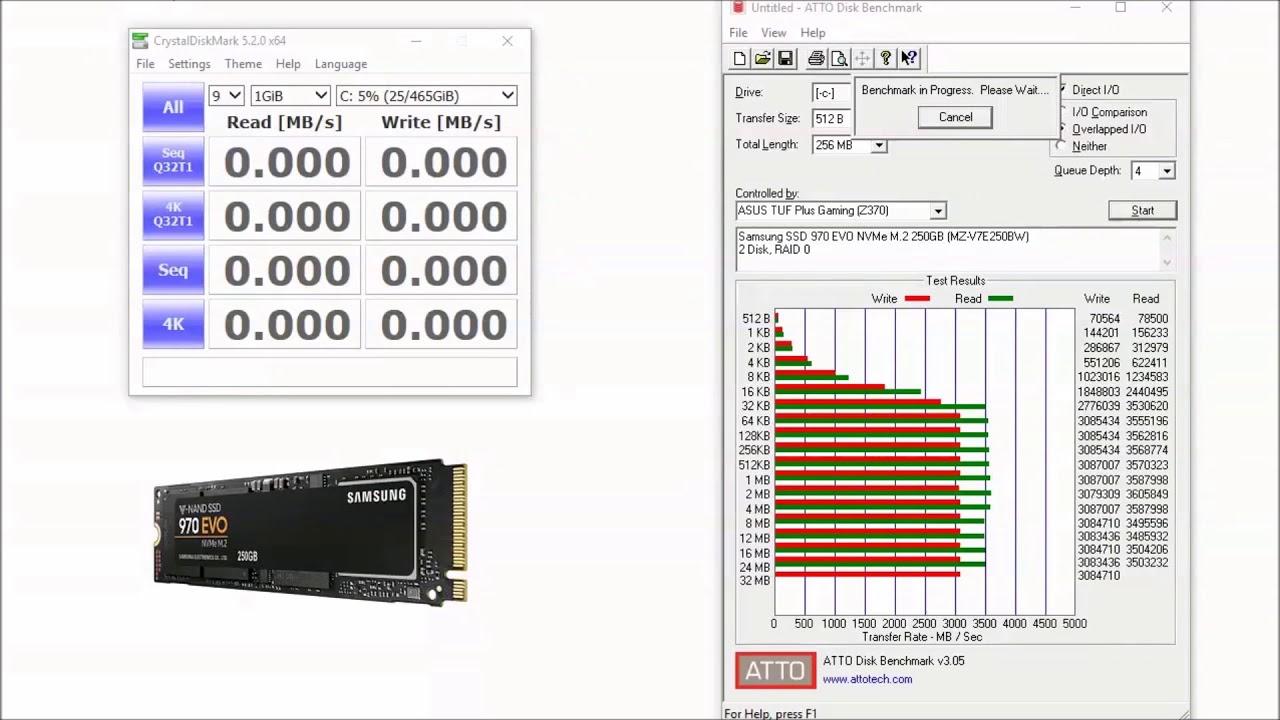 Samsung 970 Evo M 2 2280 250gb Nvme Solid State Drive Ssd Mz