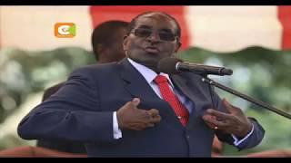 Raia wa Zimbabwe wataka Mugabe ajiuzulu