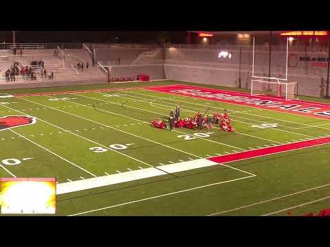 Sun Prairie vs. Oregon Varsity Mens' Soccer