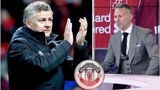 Man Utd hero Ryan Giggs names two aces Ole Gunnar Solskjaer should sign in transfer window- trans...